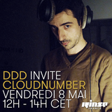 DDD on Rinse France w/ Cloudnumber