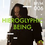 BP/M006 Hieroglyphic Being
