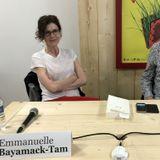 "Emmanuelle Bayamack-Tam ""Arcadie"" (POL) - entretien GB - Grenoble 2019"