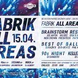 Patrick Atkins@ Fabrik All Areas  15.04.17