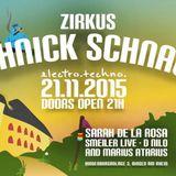 Smeiler (Live) @ Zirkus Schnick Schnack, Palais Bar Bingen, 21.11.2015
