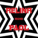 RELINA b2b PAOL  @ LIVE Wake Up 17.01 @ Back To The  Past