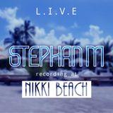 Nikki Beach Miami Rainy Sunday Afternoon (June 16th 2019 )