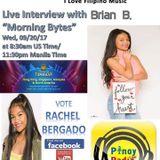 MORNING BYTES - Rachel Bergado (Sept 20, 2017)