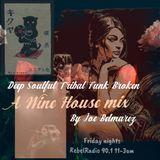 The Winehouse mix by Joe B