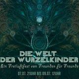 Future Hippie @ Die Welt der Wurzelkinder 2017 Festival in Wörth am Rhein