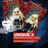 Edzy Unique 3 'Classic Grooves Mix' @ Back II Basics (Leeds) UK