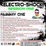 Fabbry One - Electro Shock Session 092 RadioShow2019
