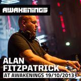 Alan Fritzpatrick at Awakenings ADE Drumcode 19-10-2013
