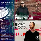 Rota 91 - 29/04/2017 - Anarchy in the Funk (Punkyhead) & Right Mood
