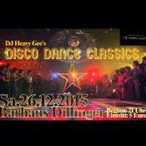 Disco Dance Classics Teaser - 26.12.2015 - by DJ Heavy Gee