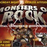 Monday Night Ruthless Attitude June 22nd 2015