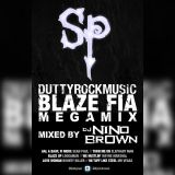 Blaze Fia Megamix - DJ Nino Brown ( 2011 )