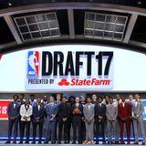 Walk It Off! Special Episode- Live NBA Draft Recap 6/22/17