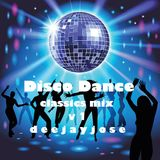 Disco Dance Classics Mix v1 by DeeJayJose