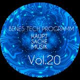 Rautemusik Techhouse Benes Tech Programm Vol. 20
