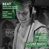 281015 BEAT with Fin Evans // URF Radio // Wed 28th Oct