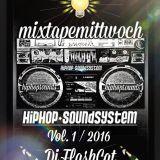 MIXTAPE-MITTWOCH Vol. 1 / 2016 - DJ FlashCAT
