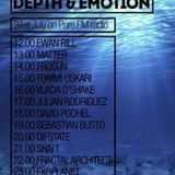PHW Elements Pres. Depth & Emotion - Vlada D'Shake guest set @ Pure.Fm