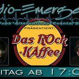 ROck-KAffee vom 17.4.2015 - zu Gast: Matze Bosenick