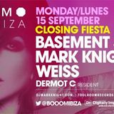 Mark Knight & Friends - Live At Toolroom Knights Closing Party, Booom! (Ibiza) - 15-09-2014 Part 2