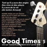 GOOD TIMES vol.5 Salomé (Herbie Mann,Bebu Silvetti,Piano Fantasia,The alan parsons project,Space,..)