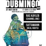 Ras Kayleb @ DUBMINGOS MADRID SPAIN, 21/10/2018