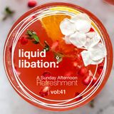 Liquid Libation - A Sunday Afternoon Refreshment | vol 41