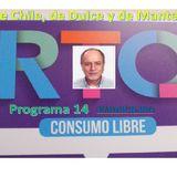 De Chile, de Dulce y de Manteca 14... 4 de abril de 2016