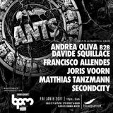 Joris Voorn – Live at ANTS The BPM Festival 2017 (06-01-2017)