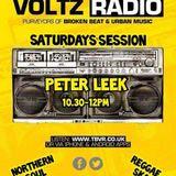 Leekie in the Basement on Basement Voltz Radio 08/09  www.tbvr.co.uk