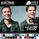 Electrik Playground 15/4/17 inc Lucas & Steve Guest Session