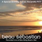 15:08:10 A Birthday 4 Alexandra Pt 1 - Beau Sebastian Live @ Batu Belig Beach, Bali