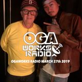 OGAWORKS RADIO Brand new selection March 2019