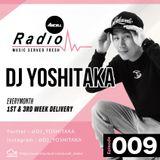 Axcell Radio Episode 009 - DJ YOSHITAKA