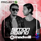 Simon de Jano & Madwill LIVE @ Project X (Italy) July 8th 2016