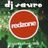 RED ZONE dj Sauro Cosimetti - inaugurazione 14-09-1991 Devil's house pg