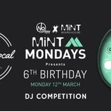 Late and Local Presents : Jahmed (DJ COMPETITION WINNER)