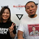 BJJ-WAVE 「QUEEN OF MAT」ゲスト:石黒遥希