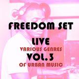 FREEDOM SET VOL.3 [VIBE MIX]