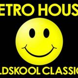 Retro house vinyl set