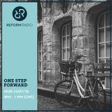 One Step Forward 23rd July 2018
