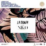 ABERTON - NIKO Live dj set 116 BPM -