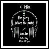 Party B4 the party show on vibes fm 090319