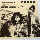 Frank Zappa – Assault On New York - The Toxic Shock Trilogy