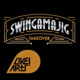 Live! Arts | Swingamajig 2017 Takeover Show