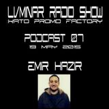 Luminar Podcast 07 Emir Hazir