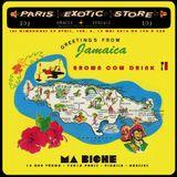 Ma Biche en Jamaïque Live Mix 1 BROWN COW DRINK