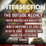 Deluge of Sound @ Intersection (26-01-13)