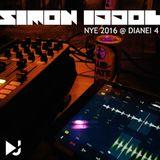 Simon Iddol - NYE2016 @ Dianei 4, Bucharest (LIVE)
